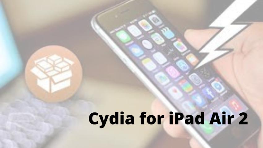 Cydia for iPad Air 2
